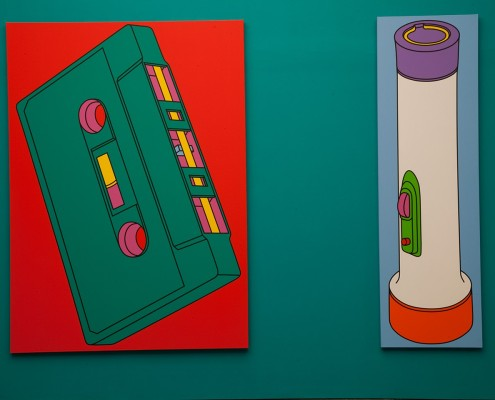 At Serpentine Gallery
